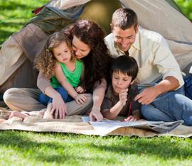 consigli pratici per il campeggio
